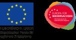Gefördert durch den Europäischen Fonds für regionale Entwicklung